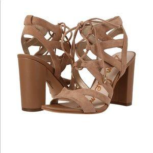 Sam Edelman Yardley Sandals Brown Size 7